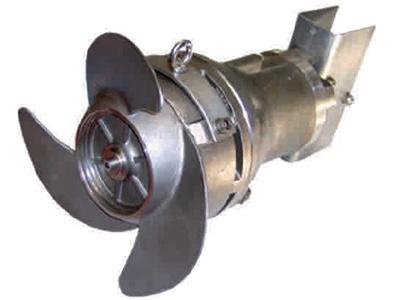 Agitadores Sumergidos Serie AGS - Bombas Ideal
