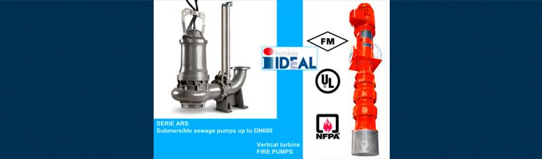 NFPA20 y normativa UL y FM