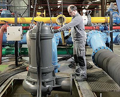 Electrobombas aguas residuales. Bombas Ideal