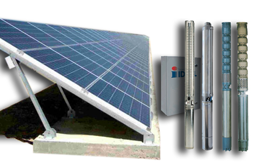 Sistema de Bombeo Solar - Bombas Ideal