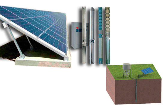Sistemas de Bombeo Solar
