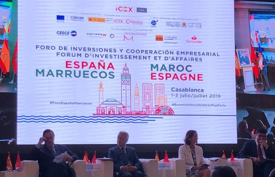Ideal Pumps at the Forum of investments and business in Morocco 2019