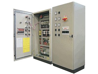 Cuadros Control CB Bombas Residuales