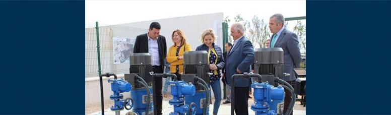 Finalización obras en la EDAR de San Pedro del Pinatar