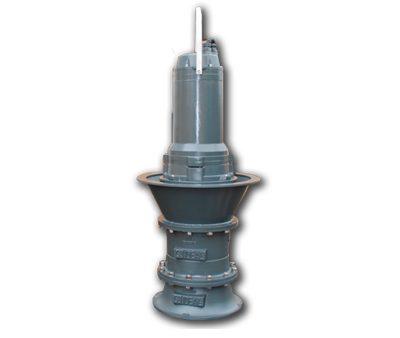 Electrobombas Sumergibles de flujo axial SVAT