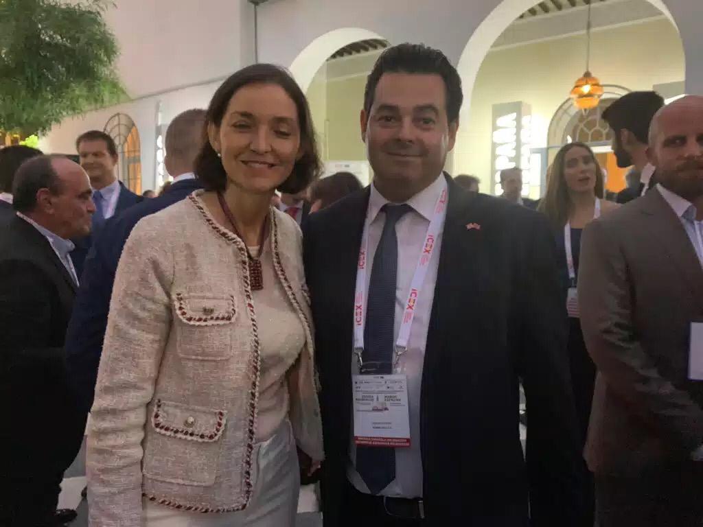 Foro de inversiones y negocios en Marruecos