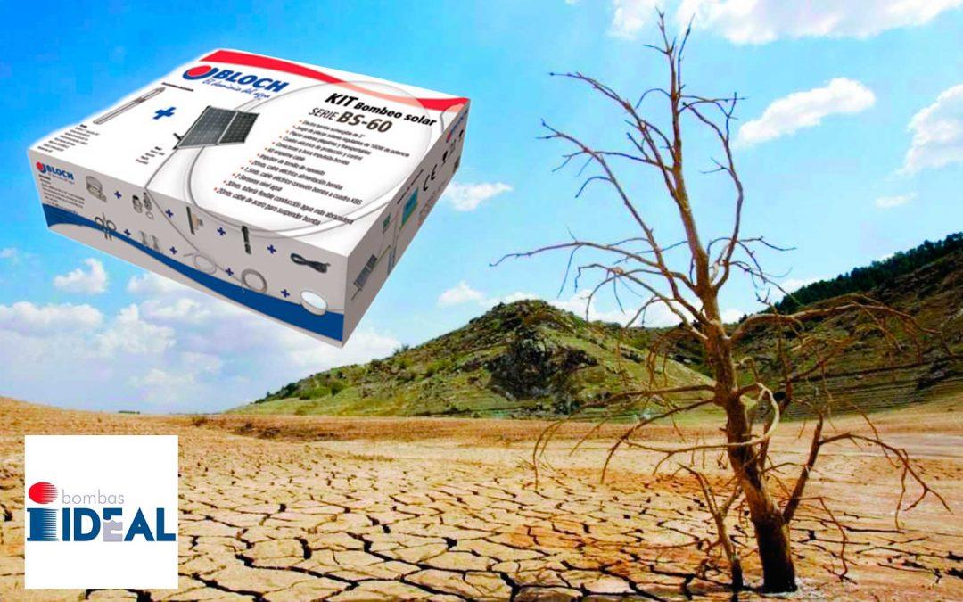 NUEVO KIT BOMBEO SOLAR SB-60: Fácil y ecológico acceso al agua.