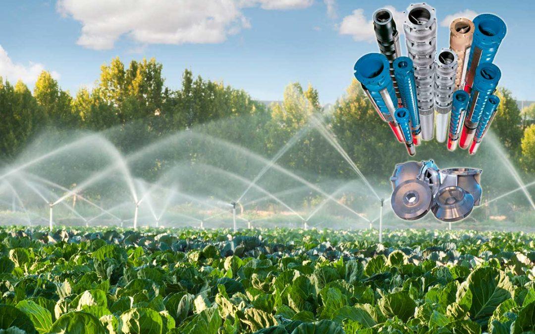 La importancia del bombeo de agua para riego en la agricultura