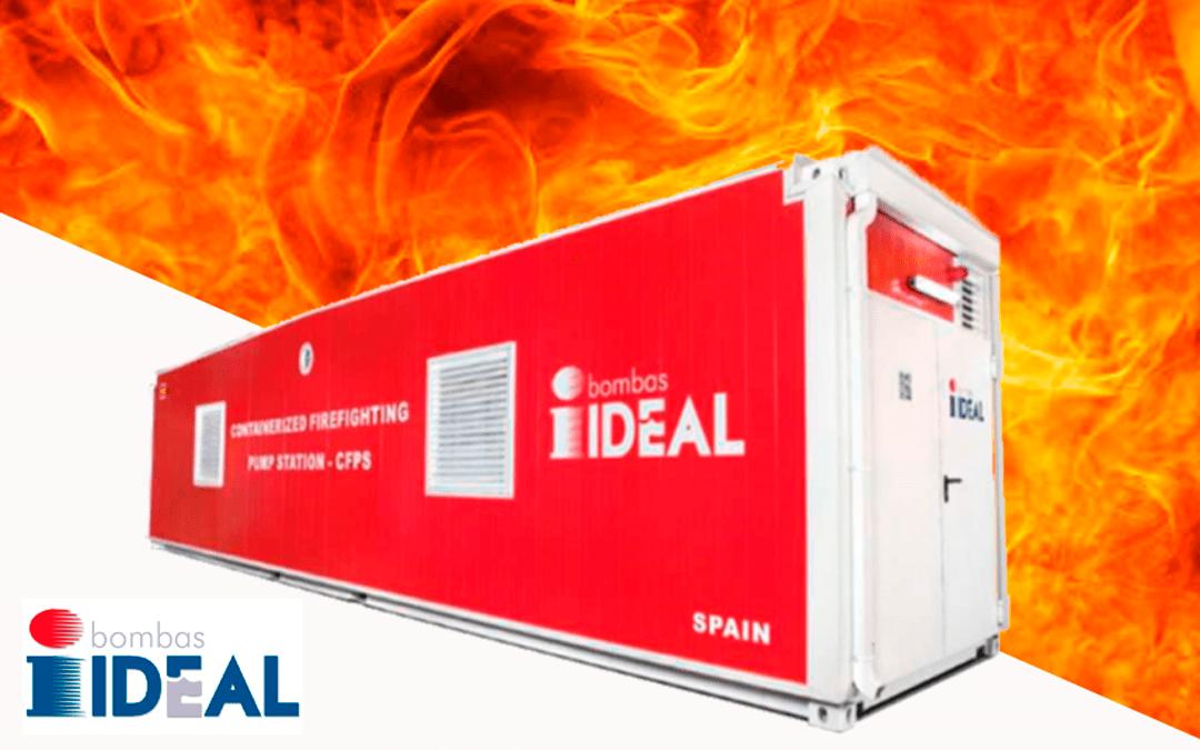 Los equipos contra incendios de Bombas Ideal cuentan con certificaciones NFPA-20 , UL y FM.